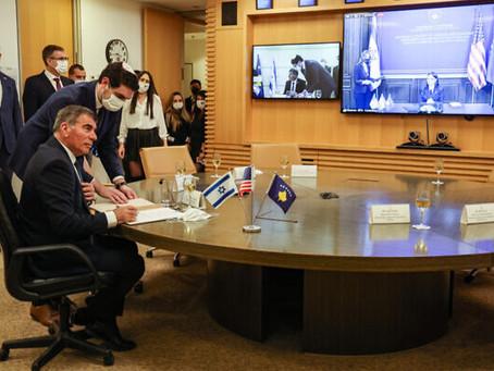 Le Kosovo ouvre officiellement son ambassade à Jérusalem