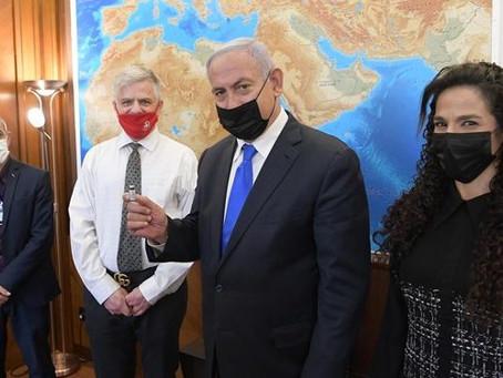 Médicament contre le Corona : Binyamin Netanyahou félicite les chercheurs israéliens