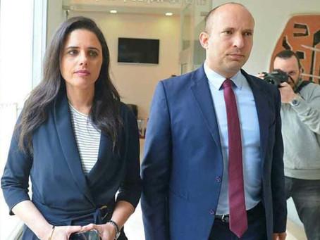 Tension au sein du gouvernement Lapid/Bennett