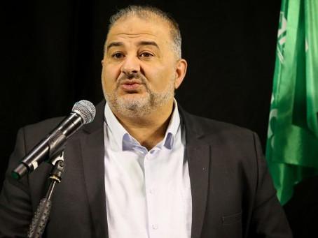Premières menaces de Mansour Abbas