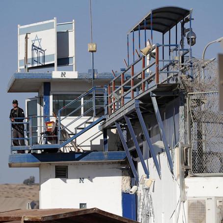L'armée israélienne a arrêté les deux derniers fugitifs