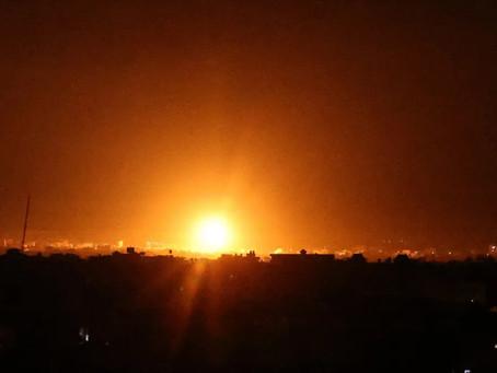 Gaza : Tsahal riposte aux émeutes à la frontière