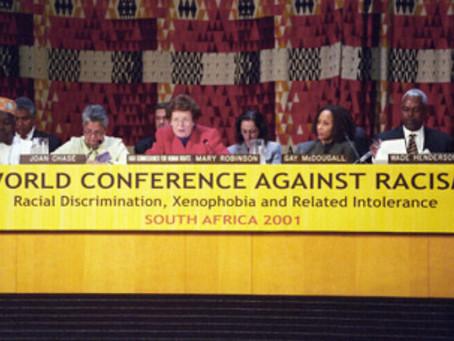 20 ans de la Conférence mondiale contre le racisme à Durban