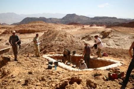 Il y a 3000 ans au royaume d'Edom : l'industrie du cuivre