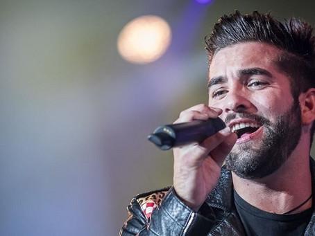 Kendji Girac chante dans son nouvel album sur l'hymne d'Israël