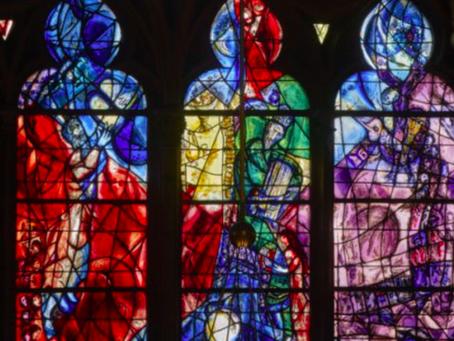 «Marc Chagall, le passeur de lumière» en ligne