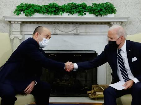 Bennett - Biden : Bennett a coché toutes les cases de sa liste