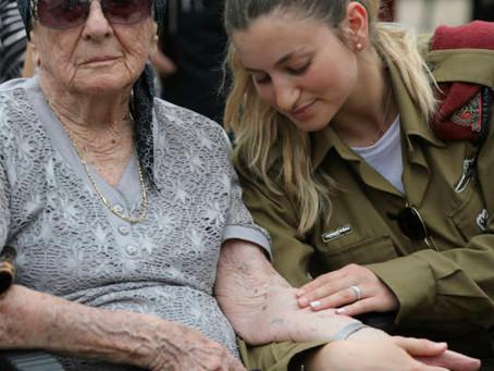 Israël, une nation de survivants