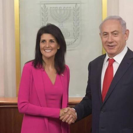 Nikki Haley : la politique iranienne de Biden traduit un « désir de mort » envers Israël