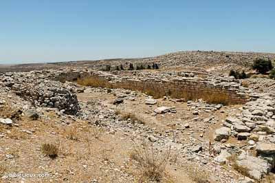 Quand la Bible permet de trouver un site archéologique