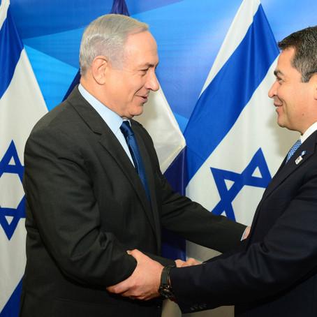 L'ambassade du Honduras bientôt à Jérusalem