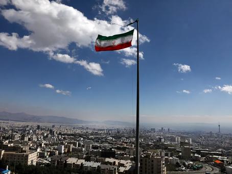 Des Iraniens expatriés manifestent leur soutien à Israël