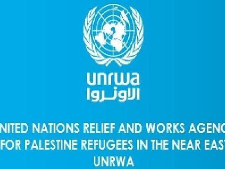 Incitation à la haine : l'UNRWA reconnait..