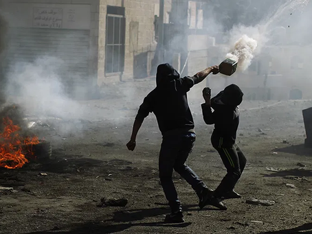 Les raisons de la violence à Jérusalem
