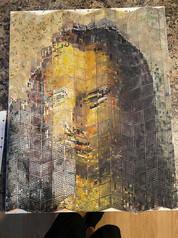Mona Lisa (With Grid on still)