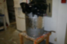 50 Gallon Pin Hole Camerca