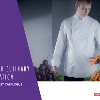BCF Members Chef Jackets are now available through Goodfellows