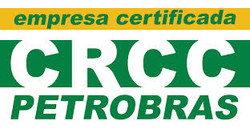 Certificada no CRCC Petrobras