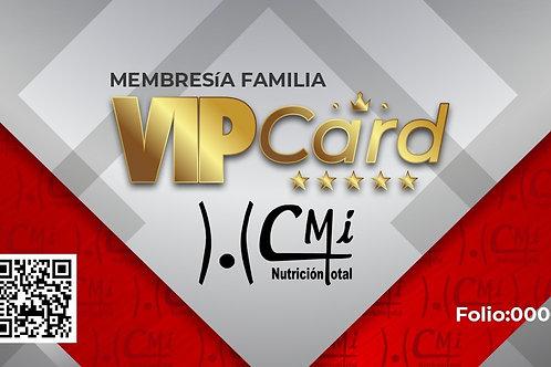 MEMBRESIA ANUAL VIP CARD