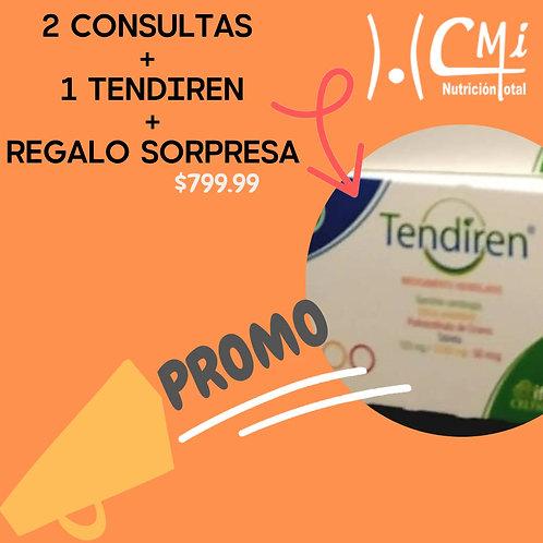 2 CONSULTAS + TENDIREN