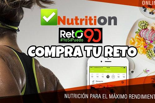 RETO COACHING NUTRICiONAL 90 dias