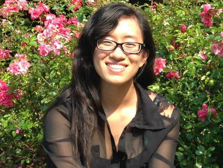 Second-year MD-PhD student, Anchi Wu, joins the lab!