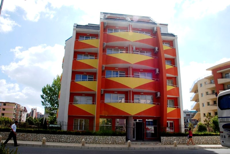 Sunny Beach Bulgaria Studio Apartment Orange Residence