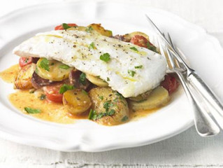 RECIPE -  CHORIZO AND HADDOCK ONE POT
