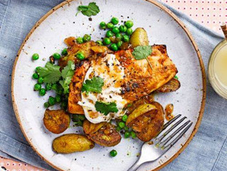 RECIPE - TANDOORI TROUT