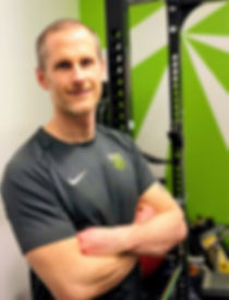 mark couldry personal trainer