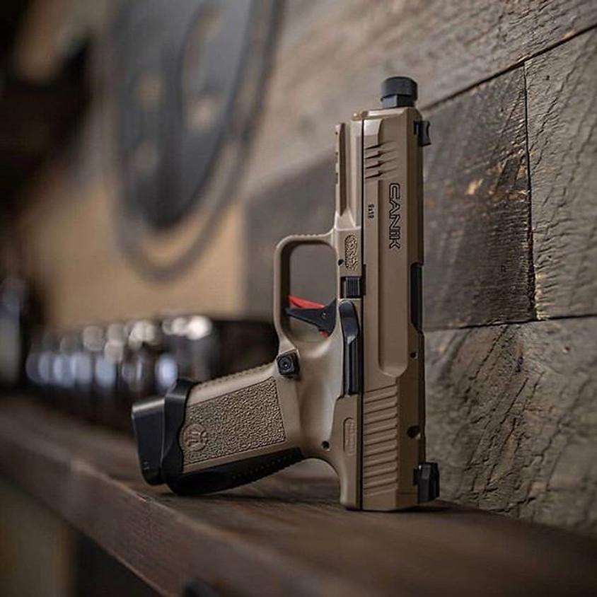 NRA Basic Pistol Class