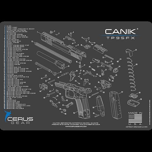 CANIK® TP9SFX SCHEMATIC PROMAT