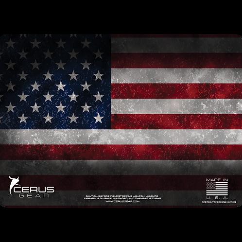 American Flag Handgun ProMat