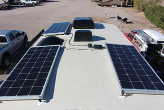 Finished Solar Install