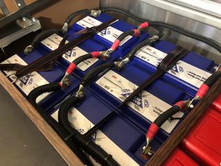 600ah Battleborn Batteries