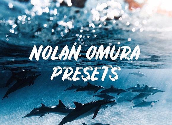 Nolan Omura Desktop Presets