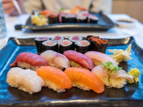 Sushi Katsuei in Park Slope: Unpretentious and delicious.