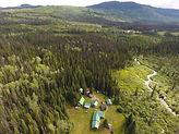 Bird's Eye View of Moose Camp