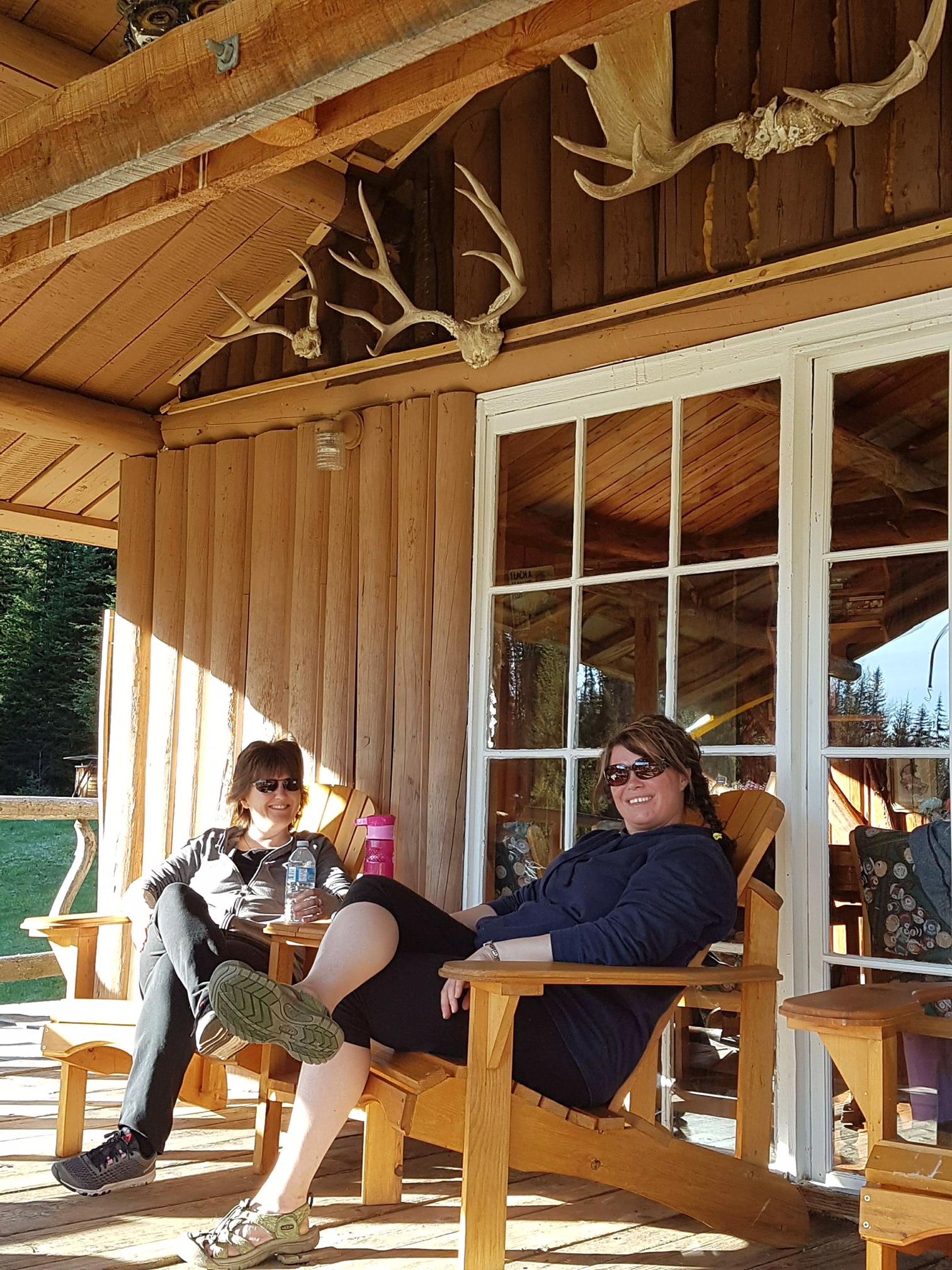 Unwind on the Porch
