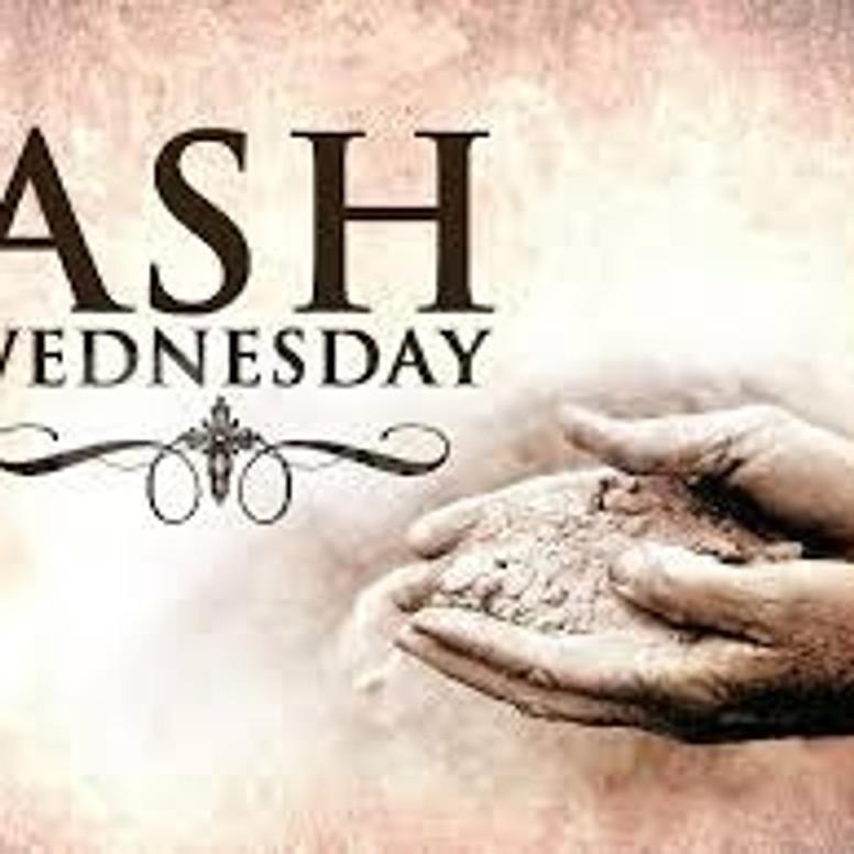 Ash Wednesday  February 17, 2021