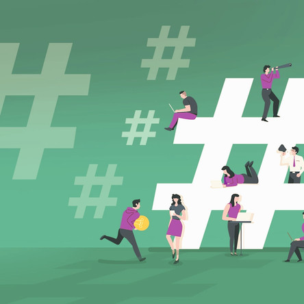 The Game Of Hashtags