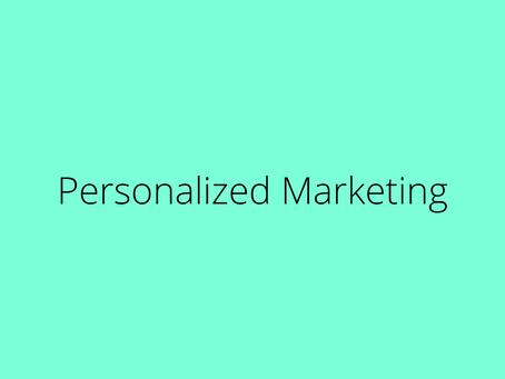 Τι λέει ένα 10χρονο για το Personalized Marketing;