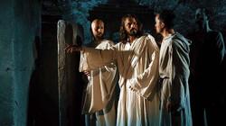 Holy Spirit - Jesus & Lazarus