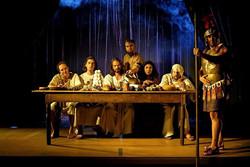 Holy Spirit - Last Supper Scene