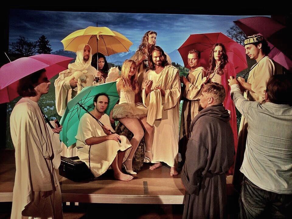 Holy Spirit - Scene