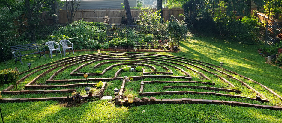 A Labyrinth Walk - What to Expect