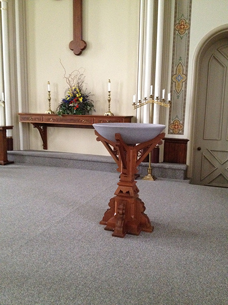 ECCLESIASTICAL FURNITURE