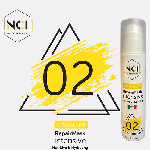 Crystal Repair Mask