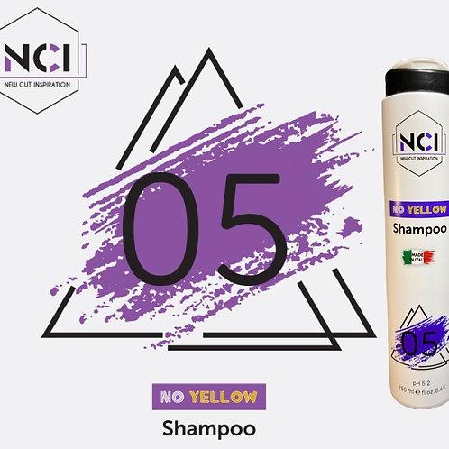 No-Yellow Shampoo