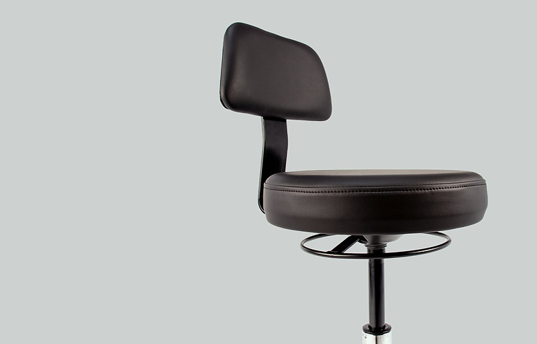 Volta Stool - Sebastian Damm Design Studio - Athlegen